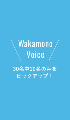 WakamonoVoice