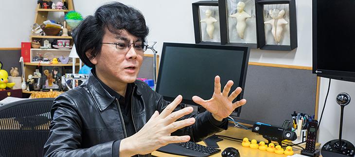 石黒浩さんインタビュー