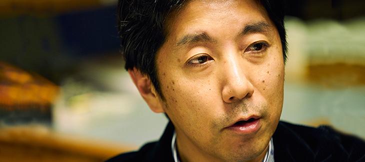 伊與田英徳さんインタビュー