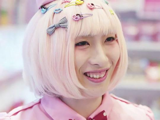 強口 寿(Candy・A・Go・Go 東京都 / 原宿竹下通り店)