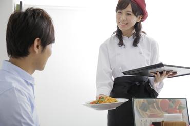 【レストランチェーンSTAFF】\充実の待遇をご用意/オープニングスタッフ大募集!『 安心して食事ができる 』居心地のいいお店を作って行きましょう◎