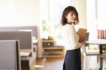 希望に合わせた働き方が可能★ 担当キャリアアドバイザーが あなたの転職活動をしっかりサポートします◎
