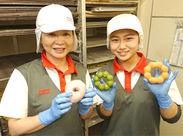 ≪幅広い世代が活躍中★≫おいしいドーナツを1人でも多くのお客様に提供するお仕事♪「おいしかった」お客様の言葉が嬉しい!