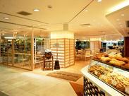 ルビアン特製のパンが大人気のお店です★ 未経験の方でも大歓迎です!
