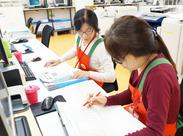 ◆家事や子育てと両立◎ 少ない日数・時間で働けます!「雰囲気が良くて、シフトも働きやすい!」と10年続けている先輩も♪