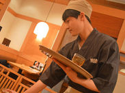 \ほっこり&落ち着いた和食のお店♪/ 学生・フリーターさん歓迎◎WワークもOK!  土日終日&平日17:00~勤務できる方歓迎!