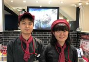 ★今がチャンス!短期OK!★ 東京駅ナカで通いやすさも◎ 嬉しいこだわりのまかない有♪ 選べる《販売》《調理》両方募集中!