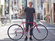 ≪地域密着型の自転車専門店≫最初は何もわからなくて大丈夫◎お仕事は丁寧に教えますので、ご安心ください!