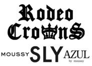 MOUSSY・SLY・RODEO CROWNSなどの人気ブランドを扱っています☆新作や気に入った洋服を社割で買うことができますよ♪