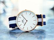 〈Daniel Wellington〉はスウェーデンの時計メーカーが創るブランド! 普段使い~仕事用まで…さまざまなデザインがありますよ◎