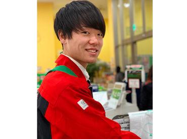 ■ 「くるみんマーク」取得企業 ■ 東証一部上場企業&業績好調の ハローズで働きませんか♪ 正社員も目指せます!
