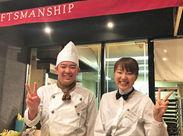 ☆学生スタッフ多数活躍中♪☆ オシャレなベーカリーレストラン! 未経験スタート大歓迎☆