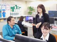★point2★ データ入力や電書類整理など!事務デビューしたい方も安心して始められますよ◎先輩スタッフがしっかりフォロー!