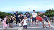社員旅行を毎年計画しています。アルバイトの方は無料でご招待!昨年は沖縄にいきました。今年はどこになるかお楽しみに!