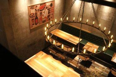【店舗STAFF】★10/18 肉バルOPEN★オトナ×モダンなお洒落空間―。180本入るワインセラーがインパクト大◎お肉・ワインに詳しくなれる♪♪