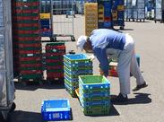 ◆容器の整理! 指定の場所に商品を整理するだけ★3人1組なので、困ったらすぐ周りにヘルプ◎未経験の方も即活躍OK!