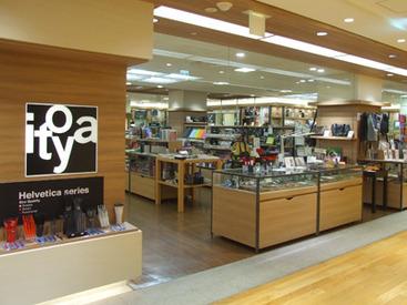 二子玉川駅から徒歩3分の好立地♪ 百貨店内のお店⇒お仕事前後にショッピングも◎