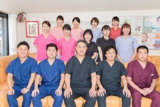 【歯科衛生士】<環境は、なんと大学病院レベル⁉>地元で信頼の厚い、個人歯科医院◎学会認定の衛生士さん多数在籍しています!!
