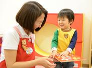 子どもが好き!子どもに関わるお仕事がしたい!そんな方にピッタリ♪実務未経験・ブランクOK!経験がある方は活かせます◎