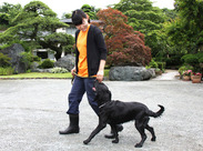 ≪未経験からSTARTしたスタッフも◎≫ 「犬を飼ったことのない!」そんなスタッフも在籍しています♪20代中心に活躍中★