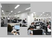全国の大学が共同参加する求人WEBサービス「求人検索NAVI」・「求人受付NAVI」を管理運営する会社です!