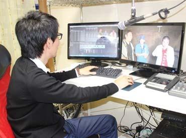 【映像制作STAFF】≪映像・映画好きな方必見≫プロデューサーのお手伝い♪『映像関係の仕事に携わりたい』という方ココで経験を積みましょう★