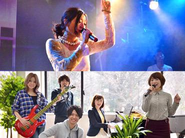 昨年度は音楽講師だけでなく、ボーカリスト、バンド、作曲家、ギタリスト・声優、アイドルの5組をメジャーデビューさせました。