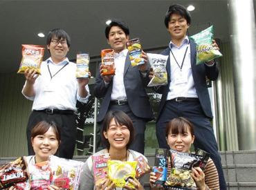 【営業事務】当社が取り扱っている商品はみんなが大好きなお菓子♪バックオフィスメンバーとしてサポートしてくれるメンバー募集中です★