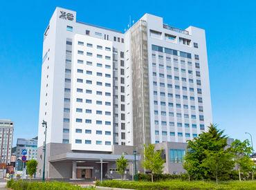 """【清掃STAFF】令和に新設された綺麗なホテル☆とってもクリーンなので、""""キレイを保つ""""簡単な清掃のみ♪\接客はほぼありません★/"""