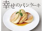 """ふわふわ食感!とろけるパンケーキが大人気♪ 今大注目の有名店が""""広島""""にNEW OPEN!!*"""