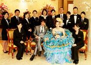 <#とってもHAPPY♪#やりがい◎> 幸せな結婚式をサポート出来るお仕事!とっても感動しますよ♪