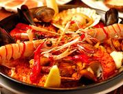 """料理のコツを学べる♪漁港より直送!魚介の美味しさを""""ギュッと""""凝縮させたブイヤベース・パエリア等のスペイン料理が大人気!"""