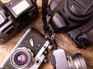 大人気のカメラ動作チェックのお仕事♪仕様書どおりに動くかチェックするだけの単純作業です!※画像はイメージです。