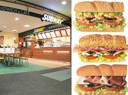 焼き立てのパンとしゃきしゃき野菜が楽しめる♪ スキー場内のサブウェイで期間限定STAFFを大募集!