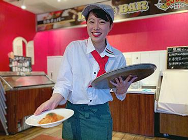 みんな大好き!イタリアン食べ放題のお店☆。* 履歴書不要なので気軽に面接できます♪