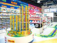 3月にOPENするイオンモール宮崎内に、ワクワクたくさんのお店が新登場★店内はおもちゃでいっぱい♪子供から大人まで楽しめる*