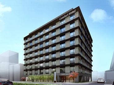 ■コンフォートホテル京都東寺■ 社員・スタッフともに良い関係を築いて お客様に愛されるホテルにしていけたら嬉しいです◎