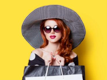 """【アパレル販売】*この春Start*人気の""""Fashionビル""""でお仕事♪フォロー体制◎だから、未経験さんにおすすめ★ゆっくり休める休憩スペースあり♪"""