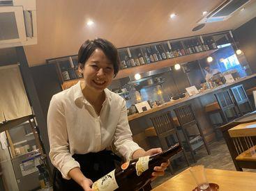 自由通り沿いの和食のお店。 常連様も多く、新たな出会いがあるかも。 隠れたお酒の銘柄を お客様から教えていただけることも...