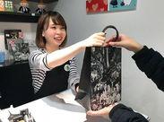 東京ドームシティのポップアップショップでお仕事★スタッフ同士とっても仲が良く分からないことも聞きやすい雰囲気の職場です!