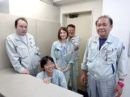 お仕事先は都内近郊・横浜等の有名なオフィスビル♪ 気さくなスタッフが多いので楽しく働けます★
