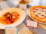 """《 まかない人気 》 絶品イタリアンが味わえます♪ 1番人気は""""なすとモッツァレラのパスタ""""です☆+"""