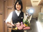 美味しい無料まかないもスタッフから大人気!焼肉丼など食べれます♪お昼だけのWワークさんも活躍中!