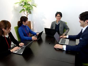【事務】★駅1分!神谷町の綺麗なオフィスでお仕事★データ入力やメール対応、書類作成♪年明け~スタートもOK◎