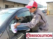 お客さまにお届けする前の新車をきれいにするお仕事です♪ 未経験の方も安心してご応募ください◎