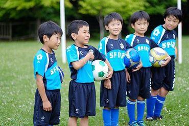 「子どもがスキ」「スポーツが好き」「楽しくお仕事したい!」 応募のきっかけは何でもOK! お友達との応募も◎