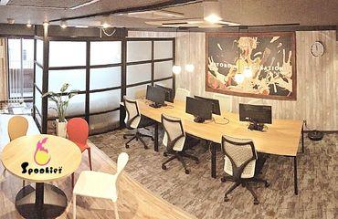 東京オフィス風景