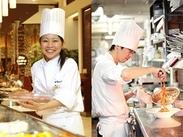 ★ステーキ食べ放題&ビュッフェ★ キッチン未経験でもOK!調理に慣れたらパスタ、ビーフシチューなども自分で作れるように♪*