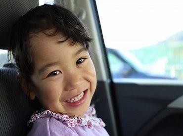 かわいい子ども達の送迎★ 笑顔に毎日元気をもらいます! ※画像はイメージです