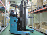東証一部上場企業「名糖運輸」のグループ会社です!仕事量が安定しているので、シフトにもしっかり入れますよ♪